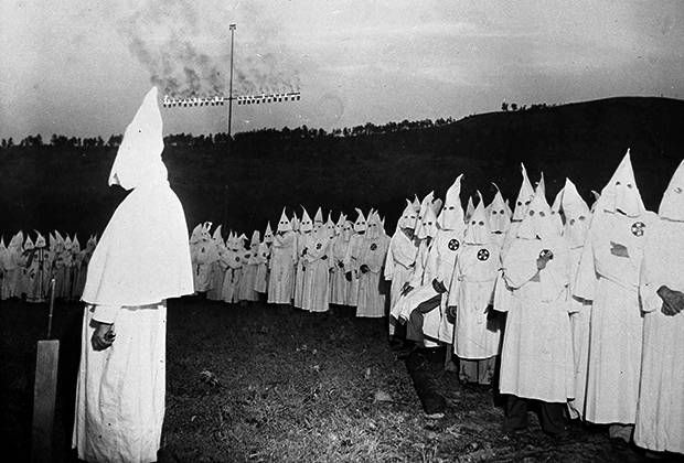 an analysis of the rise of the ku klux klan in post civil war america Summary & analysis lincoln's ten successful piece of legislation in congress was the civil rights act of pressure from the ku klux klan.
