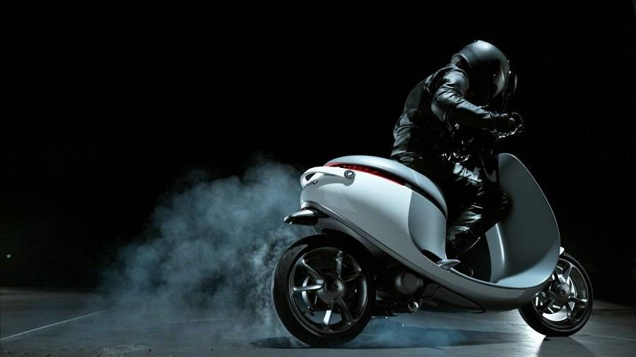 Gorogo scooter