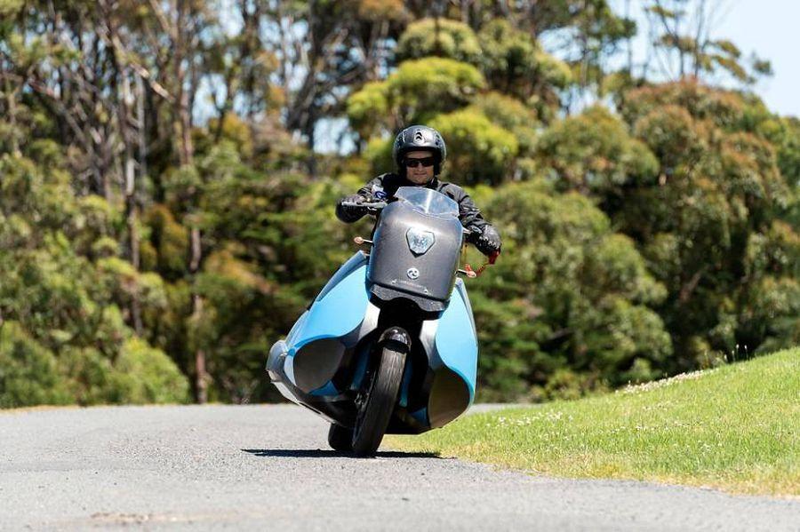 bisle motorcycle