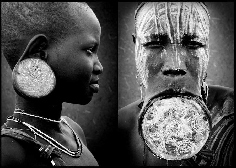традиция племени мурси