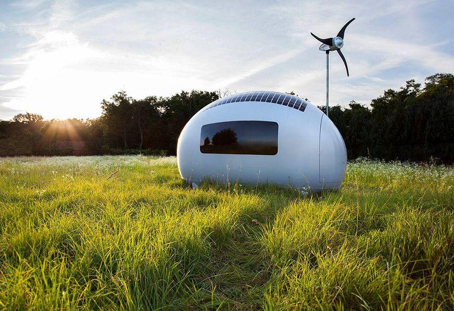 Дом будущего: Экокапсула