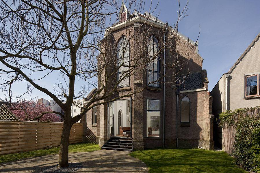 необычные жилые дома