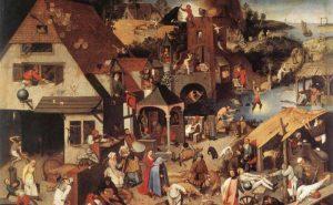 Немытая средневековая Европа