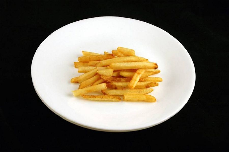 73 гр картофеля фри
