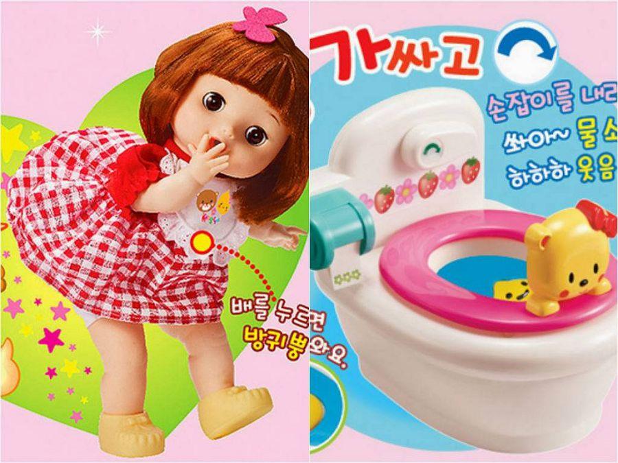 современные игрушки