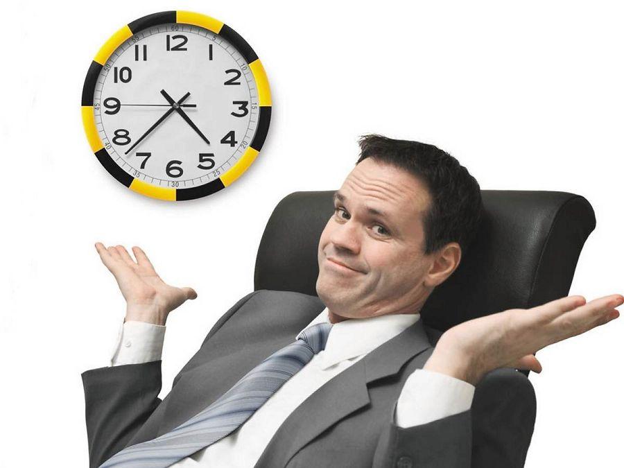10 признаков офисного работника