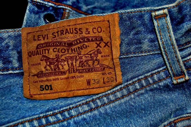 Леви Страусс: джинсы