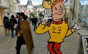 Французский фестиваль комиксов Angoulême «под огнём»
