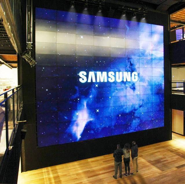 Samsung открыла магазин, в котором ничего нельзя купить