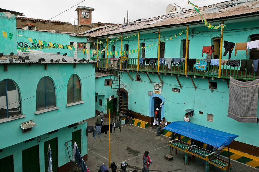 San Pedro Prison