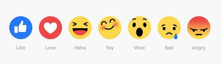 Facebook smiles