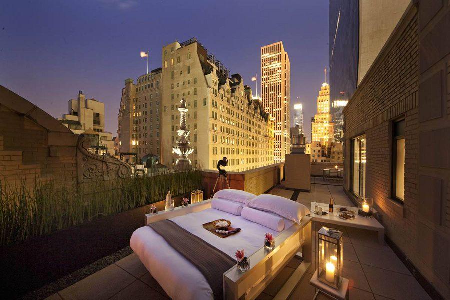 Топ-10 необычных услуг в отелях мира