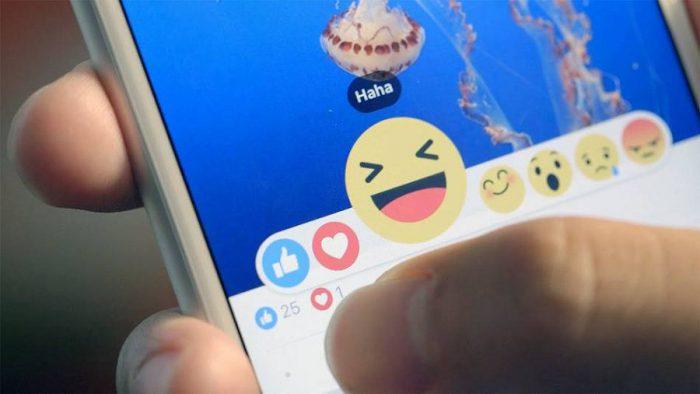 Facebook обновил кнопку «Like» и добавил еще 5 эмоций