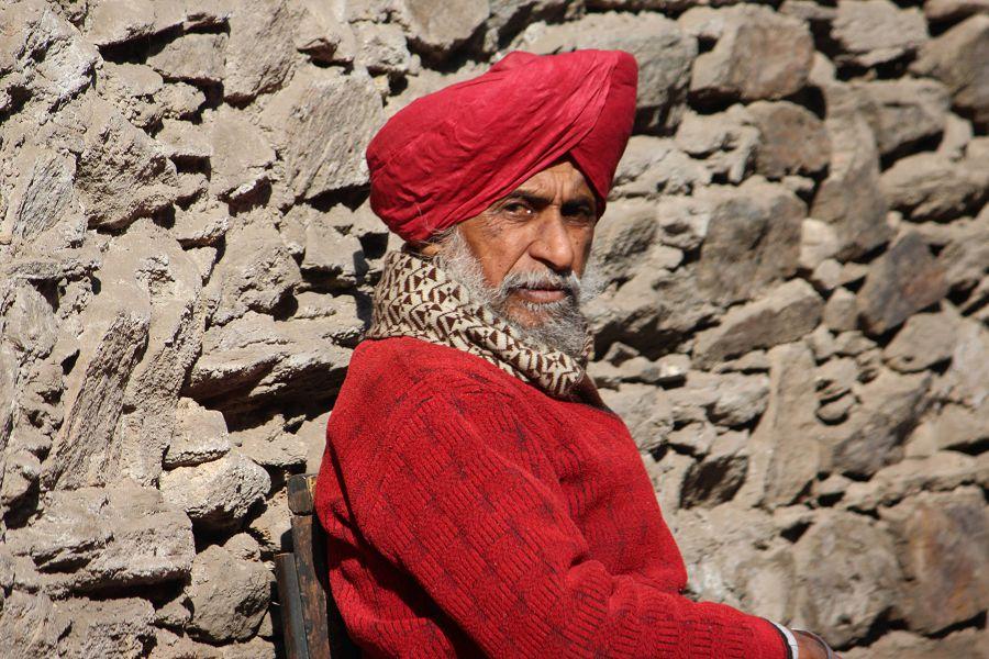 Индия в лицах. Часть I (мужчины)