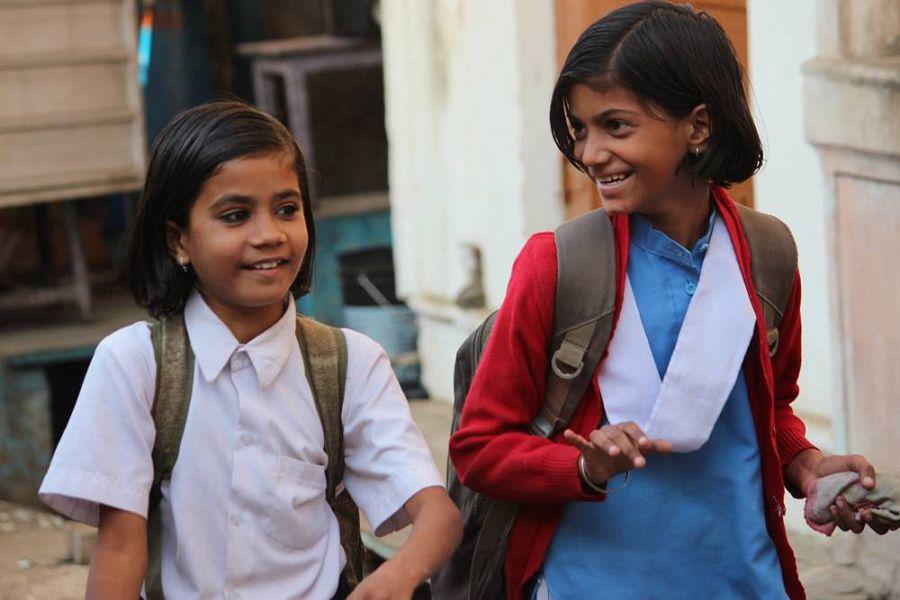 Индия в лицах. Часть 2 (дети)