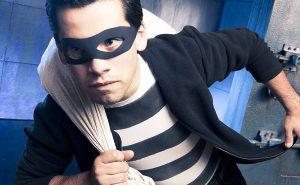 Курьезные случаи ограблений