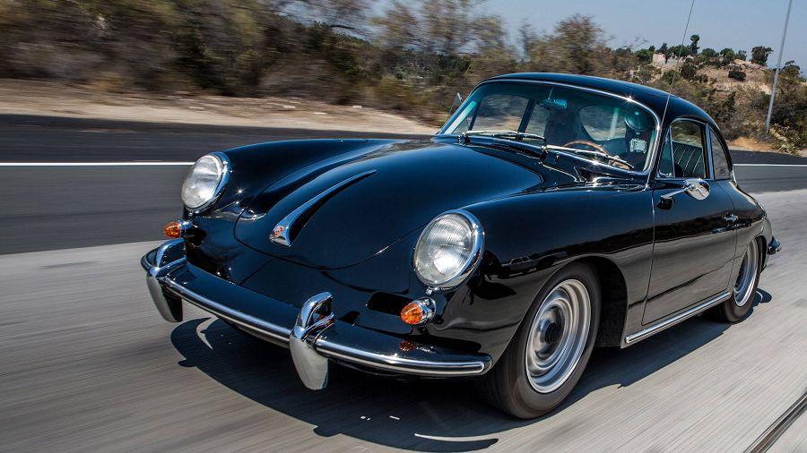 Раритетные автомобили, которые снова в моде
