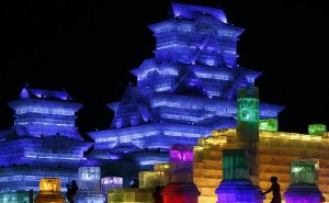 67-й зимний фестиваль в Саппоро 2016