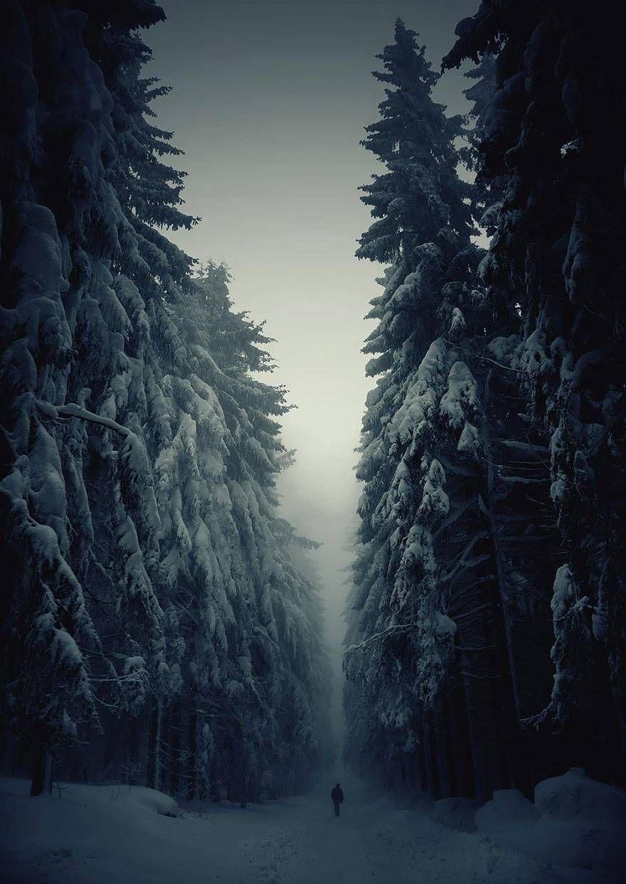 пейзажи, от которых дух захватывает