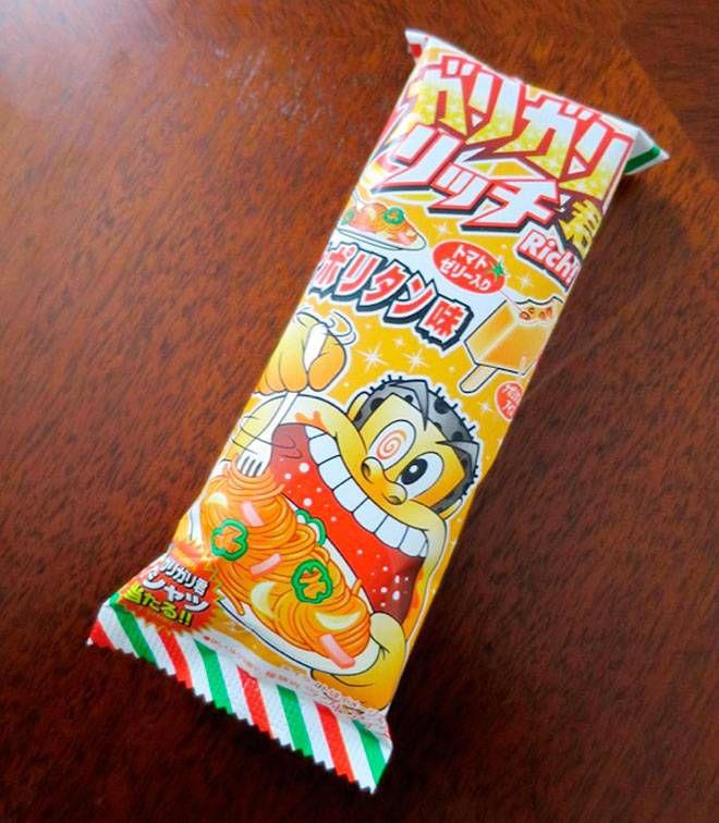 Привычные продукты со странными вкусами