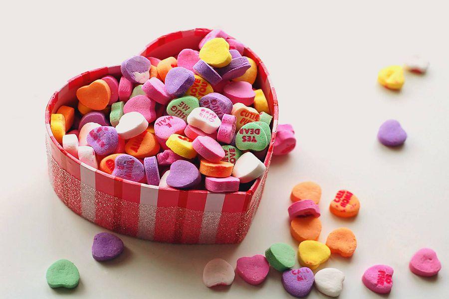 14 февраля: День влюбленных