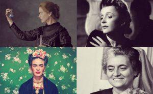 Известные женщины всех времён