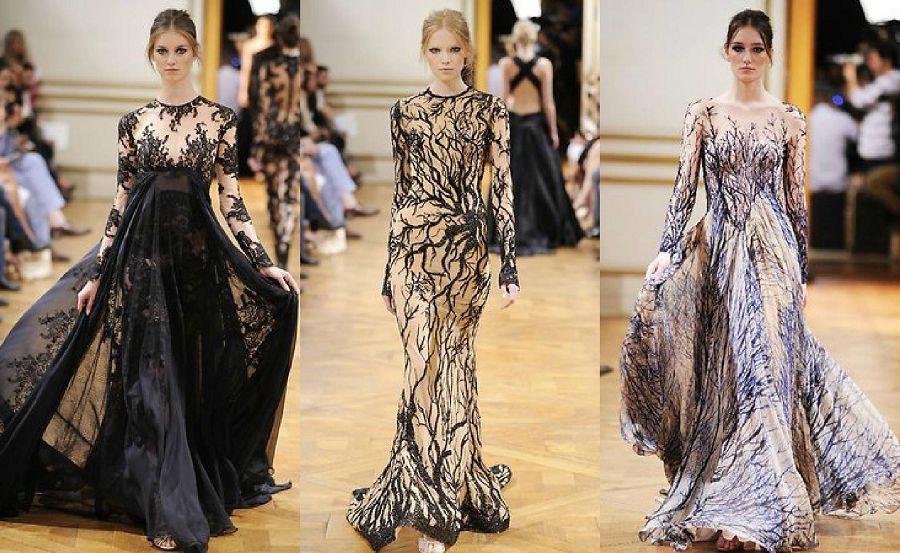 Неделя моды в Париже 2016