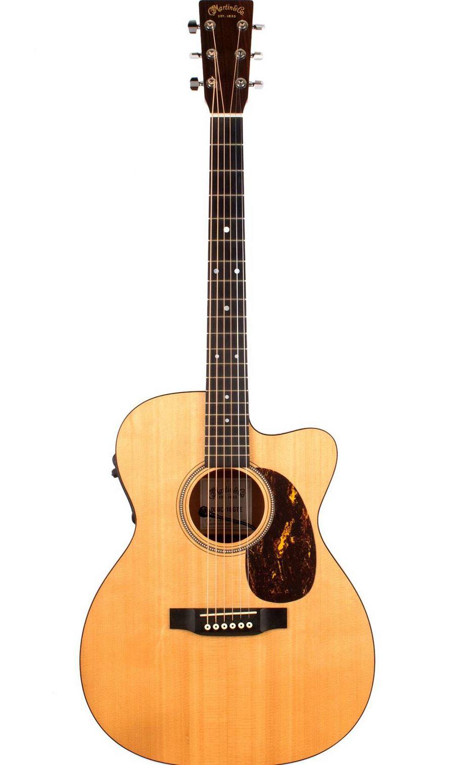 Акустическая гитара ОМ-45 Делюкс от компании C.F. Martin and Company