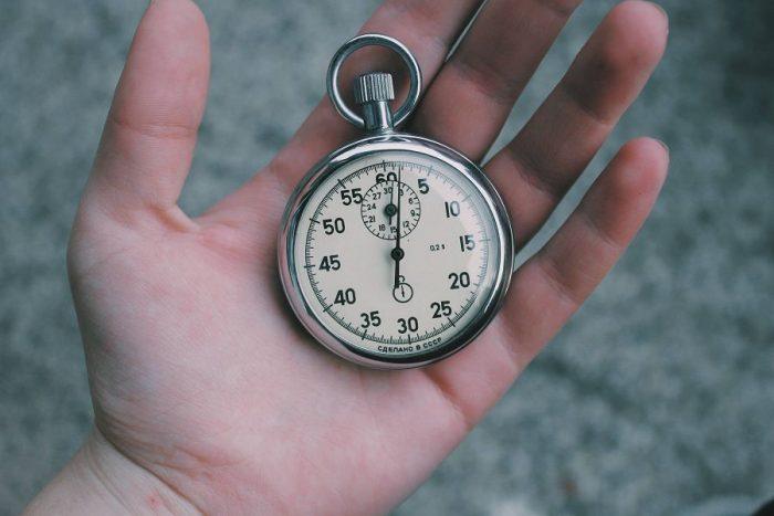 Личная продуктивность: правило 20 минут