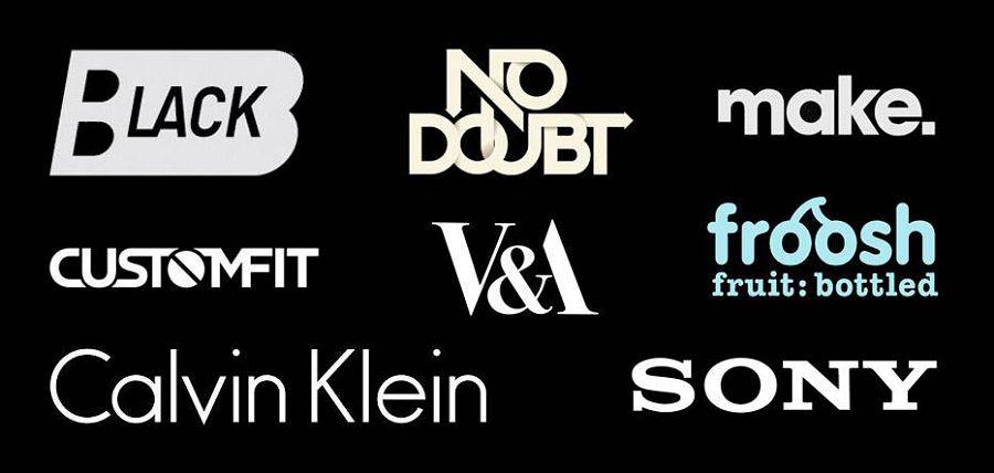 Тренды в дизайне логотипов на 2016 год