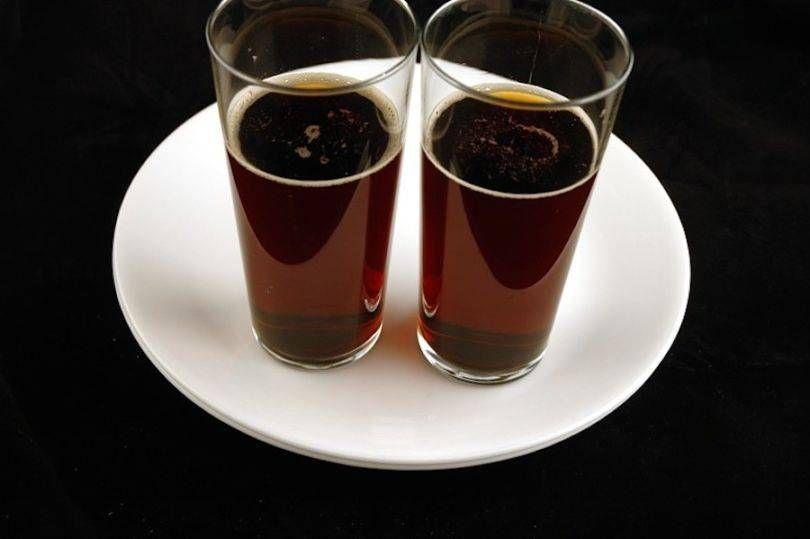 2 стакана Колы