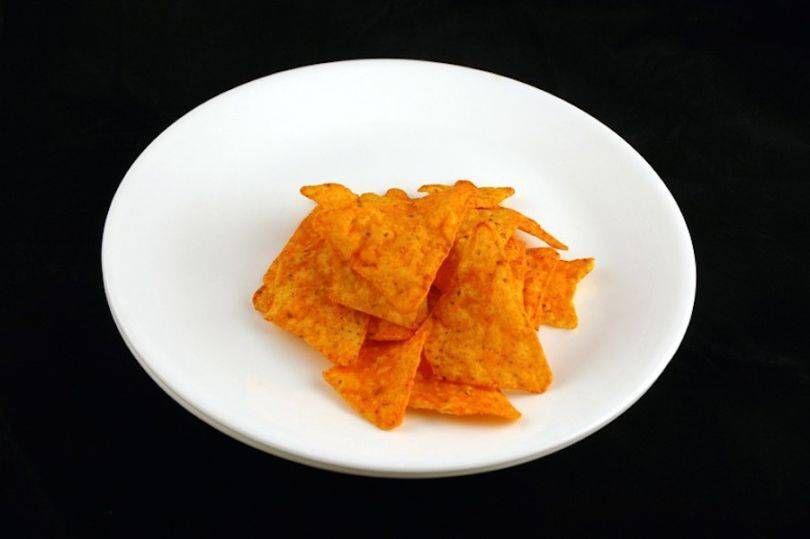 43 гр чипсов