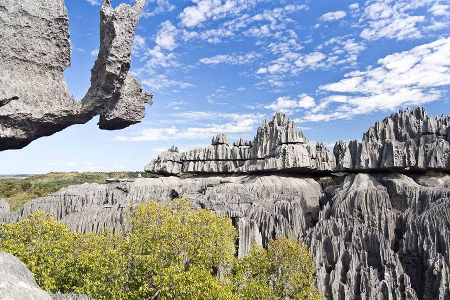 Цинжи-дю-Бемараха или «каменный лес»