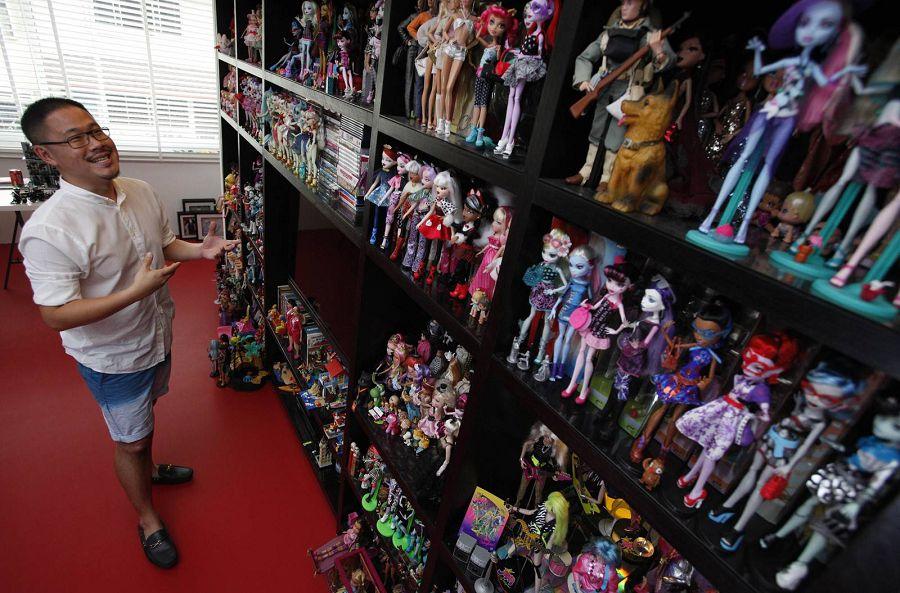 Коллекция кукол Барби