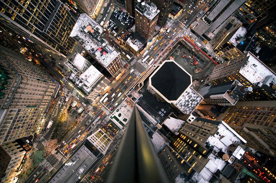 Ракурс фото сверху