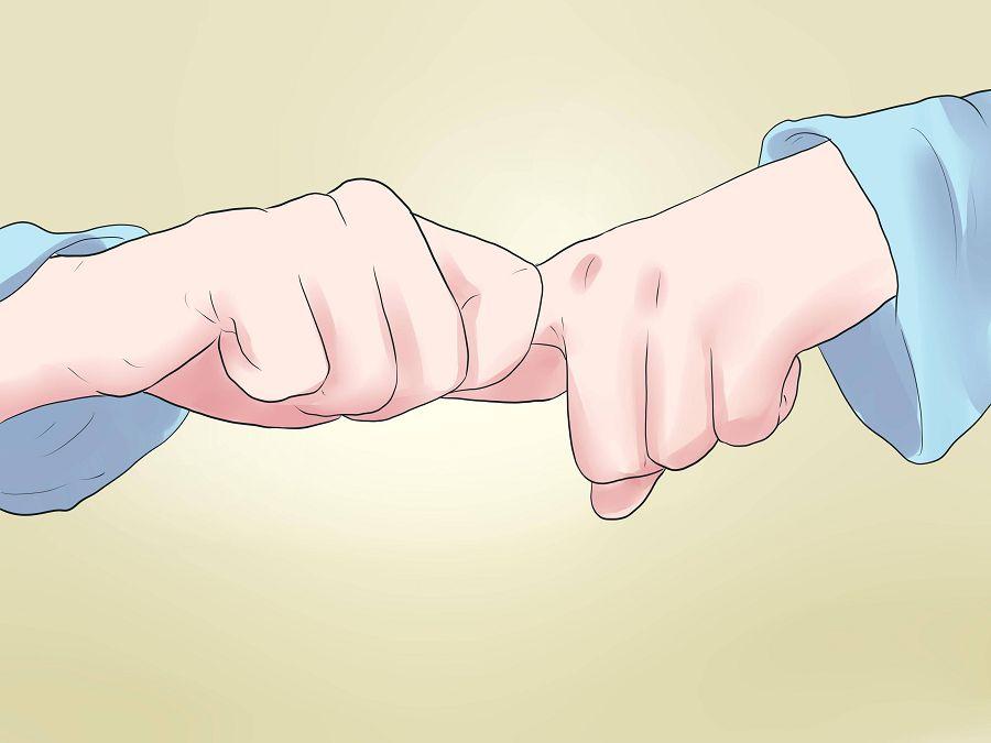 хруст пальцев