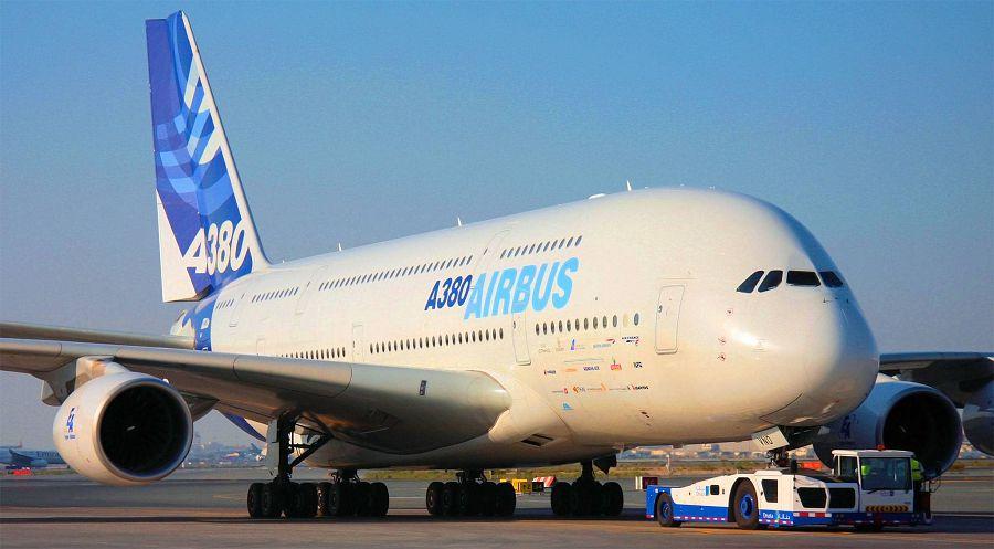 Airbus A380, частный самолет