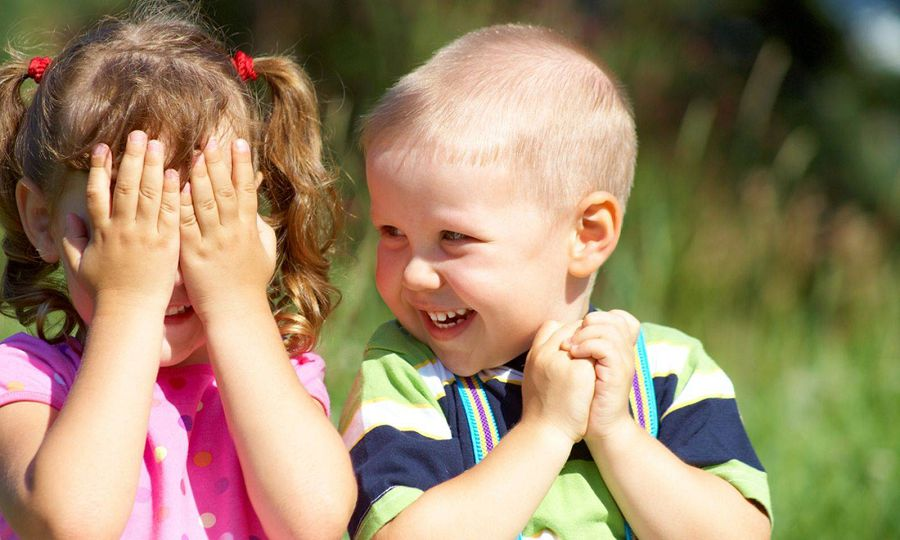 детская дружба