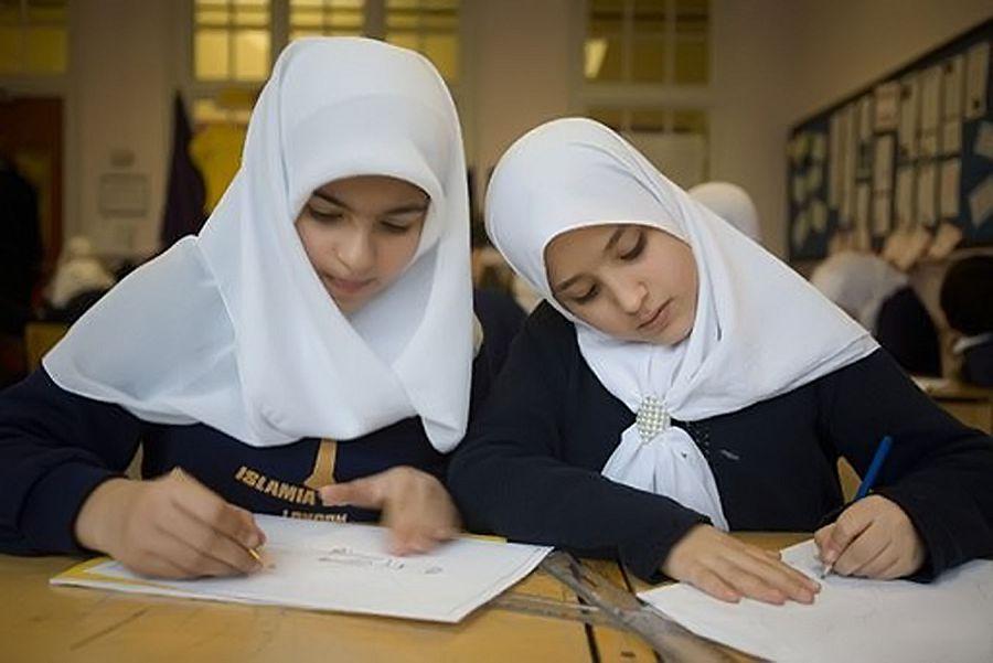 ислам девочки