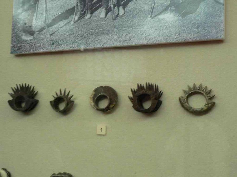 Хевсурские боевые кольца