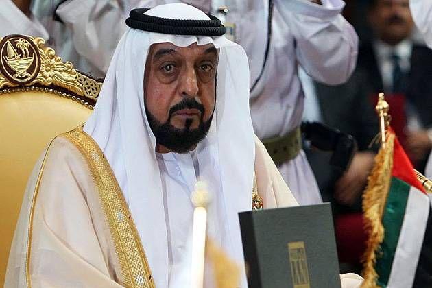 Халифа ибн Зайд Аль Нахайян