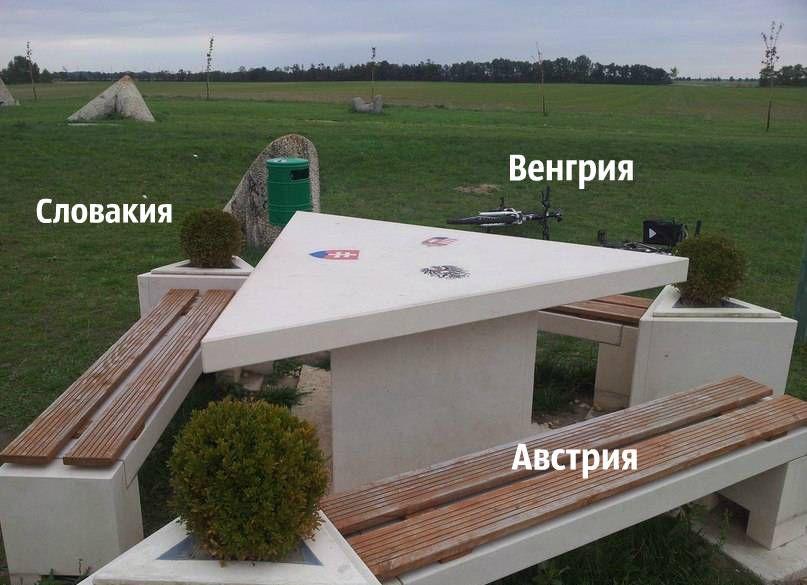 Австрия, Словакия, Венгрия
