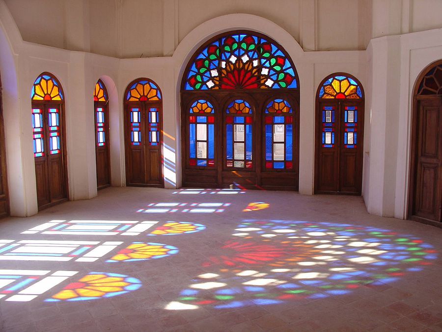 7 чудес света. Мечеть шейха Лютфуллы