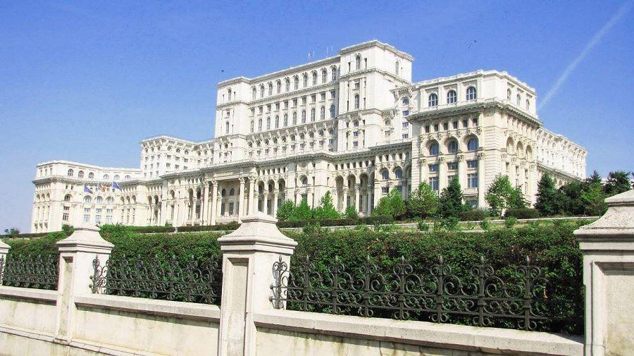 7 чудес света. Дворец парламента в Румынии