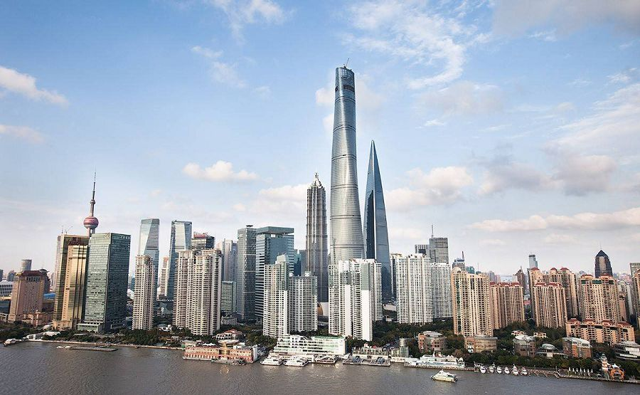 Шанхайская башня