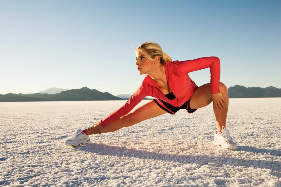 спорт, растяжка, гимнастика