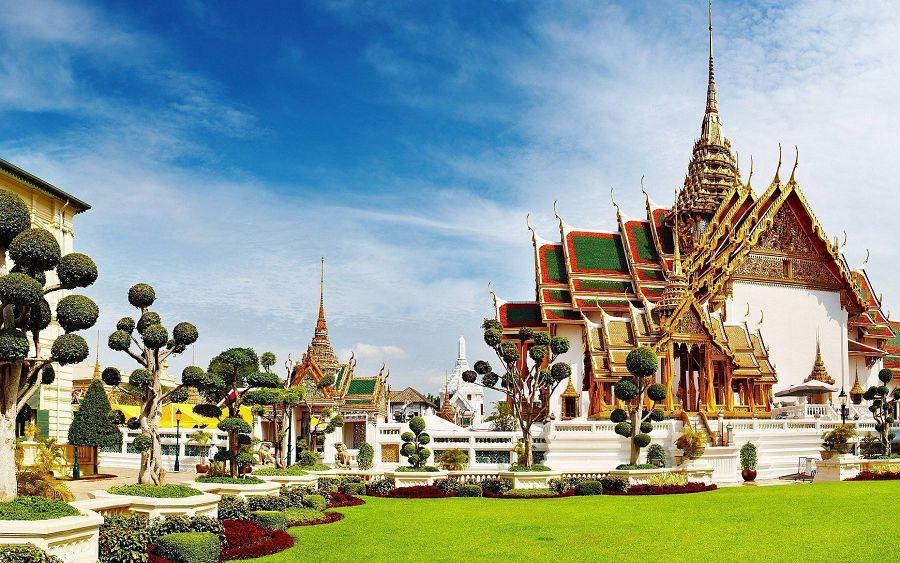 Большой дворец. Таиланд.