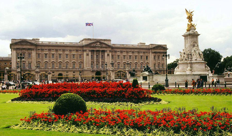Букингемский Дворец. Лондон.