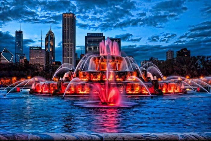 Топ-10 самых красивых фонтанов мира