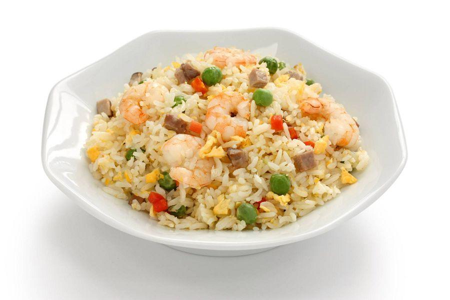 Чоу Фан-жареный рис